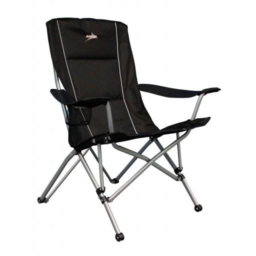 Vango Carmel Padded Steel Arm Chair