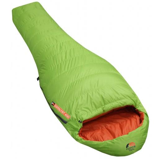 Force Ten Catalyst 400 Sleeping Bag