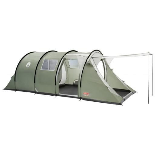 Coleman Coastline 6 Deluxe Tent Package