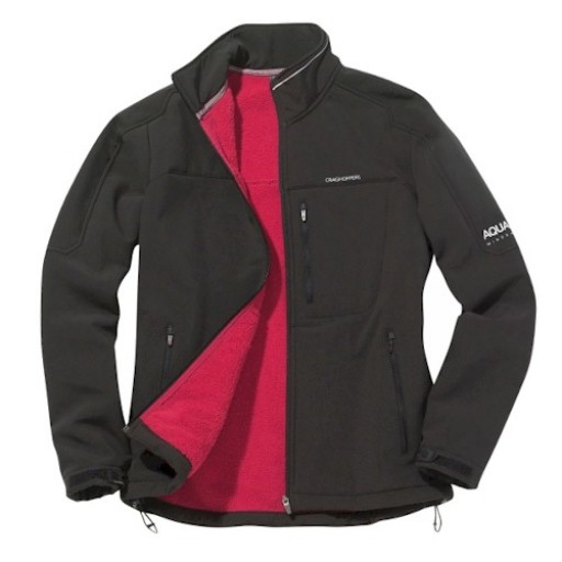 Craghoppers Altitude Men's Softshell Winter Jacket (CML006)
