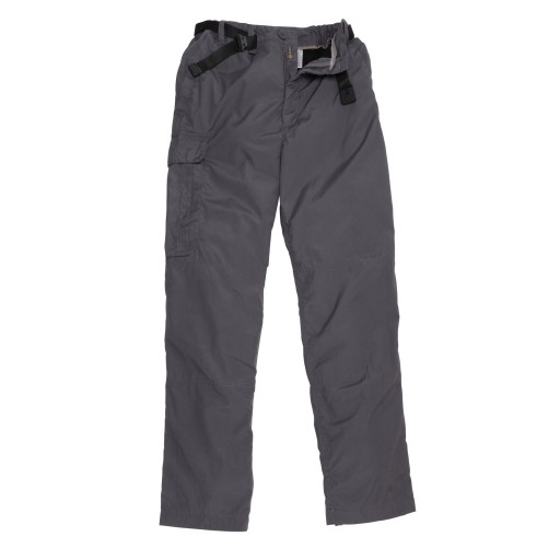 Craghoppers Kiwi Winter Lined Men's Trousers - Elephant