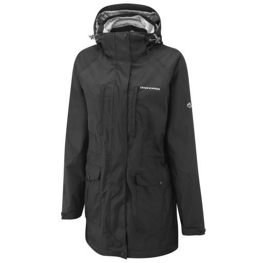 Craghoppers Madigan Long Women's Waterproof Jacket