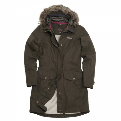Craghoppers Ikoku Women's Waterproof Jacket