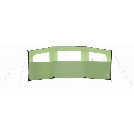 Easy Camp Great Wall Windscreen - Green