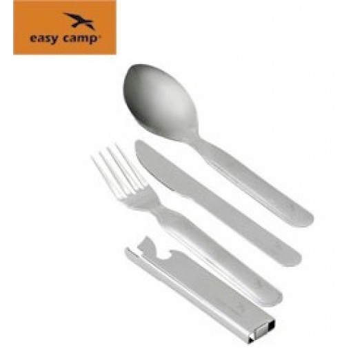 Easy Camp Travel Cutlery Deluxe Set