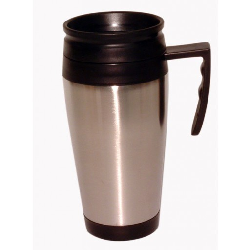 Aladdin Essentials Traveller Stainless Steel Mug 0.4ltr