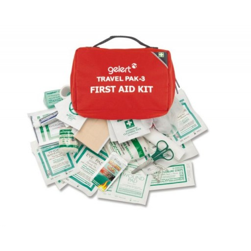 Gelert First Aid Kit - Travel Pack 3