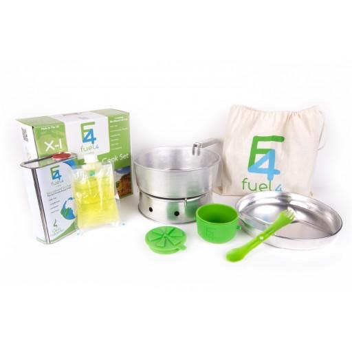 Fuel4 X-1 Eco Cook Kit