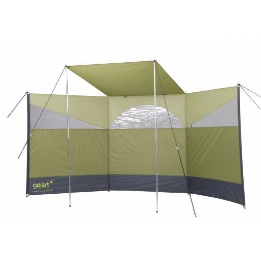 Gelert Canopied Breeze Blocker