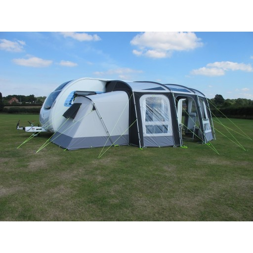Kampa Rally Ace Porch Awning Annexe