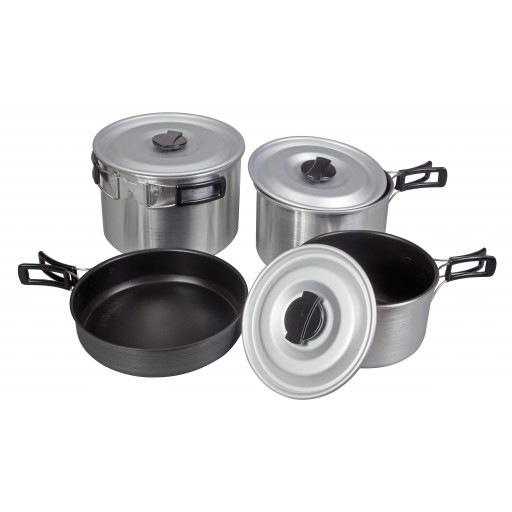 Kampa Feast Non-Stick XL Family Size Cook Set