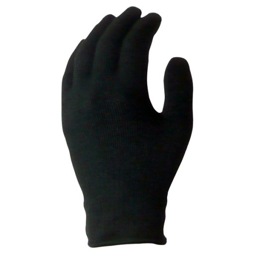 Manbi Merkalon Adults Thermal Liner Gloves - Black