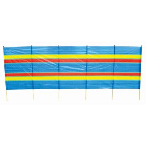 Megastore Tall Windbreak - 6 Pole