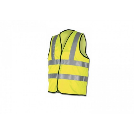 Maypole High Visibility Safety Vest XL Yellow