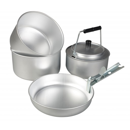 Kampa Nosh 5-PC Cook Set