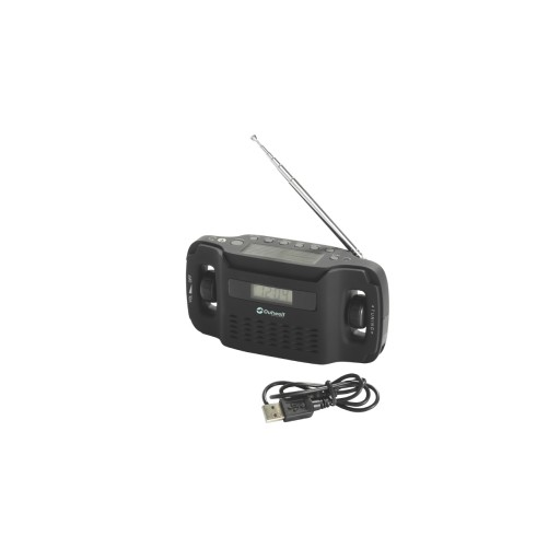 Outwell On Air Digital Radio Rechargeable