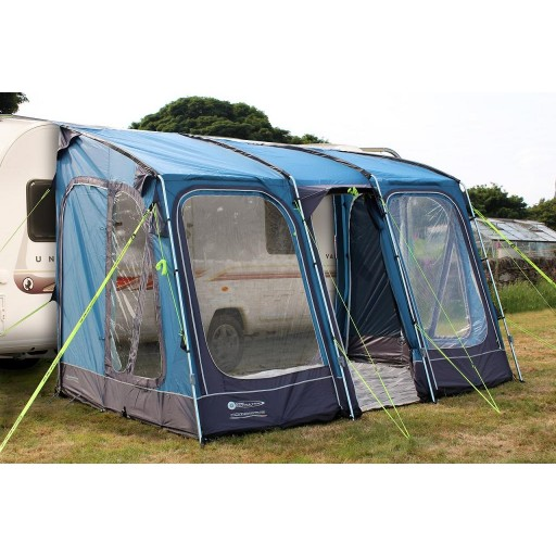 Outdoor Revolution Compactalite Pro Classic 325 Lightweight Awning - Blue