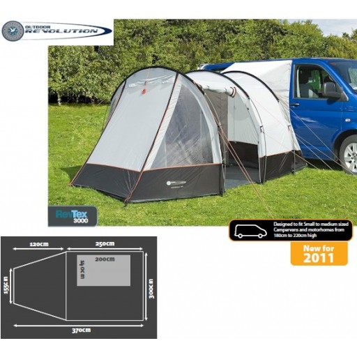 Outdoor Revolution Touring TX Drive Away Awning