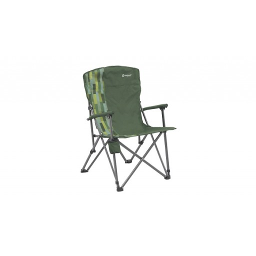 Outwell Spring Hills Camp Chair - Green