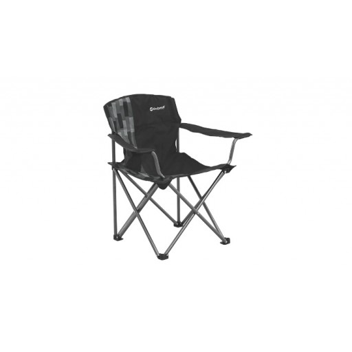 Outwell Woodland Hills Camp Chair - Black