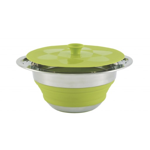 Outwell Collaps Pot with Lid 2.5 Litres