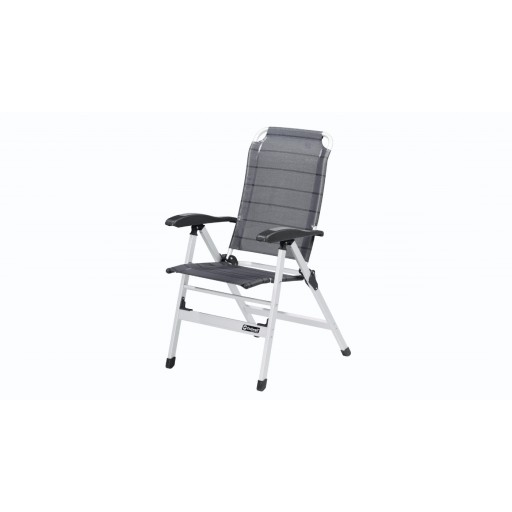 Outwell Ontario Multi-Position Arm Chair - Titanium