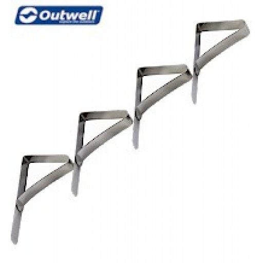 Outwell Table Cloth Clips