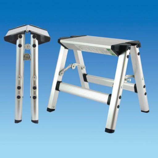 Pennine Aluminium Folding Single Step
