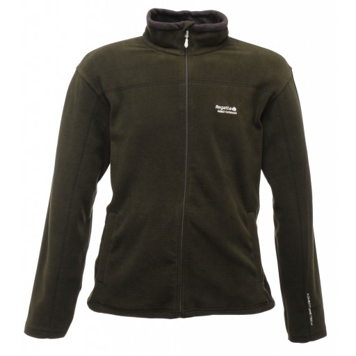 Regatta Fairview Men's Fleece Jacket - Bayleaf