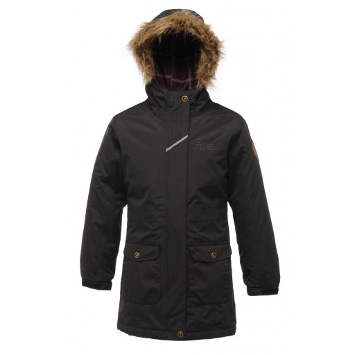 Regatta Izzie Girl's Parka Jacket