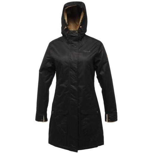Regatta Luna Luv Women's Long Length Waterproof Jacket
