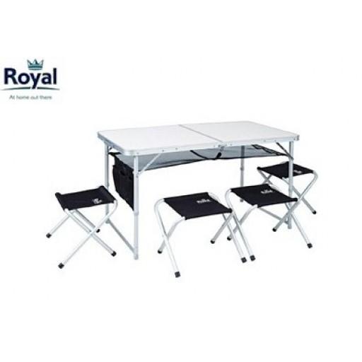 Royal Picnic Set with Stools (355418)