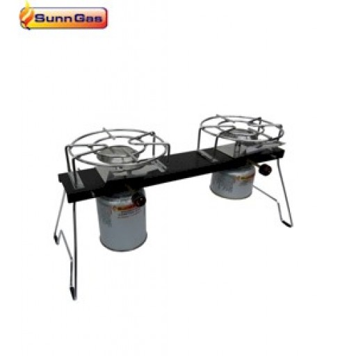 SunnGas Duo Double Burner