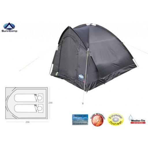 Sunncamp Blackout Festival Tent