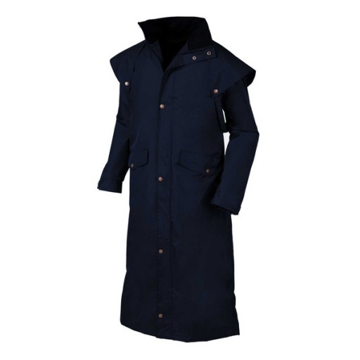 Target Dry Stockman Men's Waterproof Coat - Navy