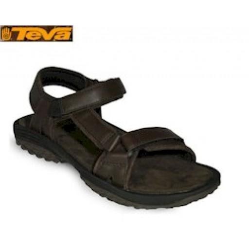 Teva Women's Pretty Rugged Leather 2 Sandals