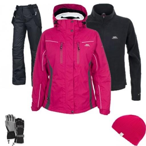 Trespass Rosarito Women's Ski Wear Package
