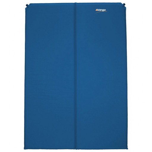 Vango Adventure Self Inflating Mat - Double 3cm Deep