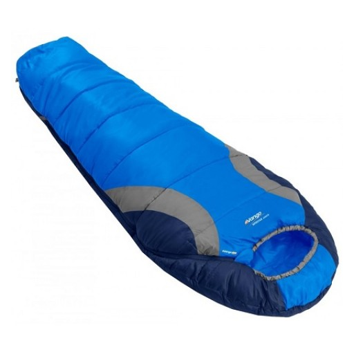 Vango Nitestar Junior Sleeping Bag - Blue