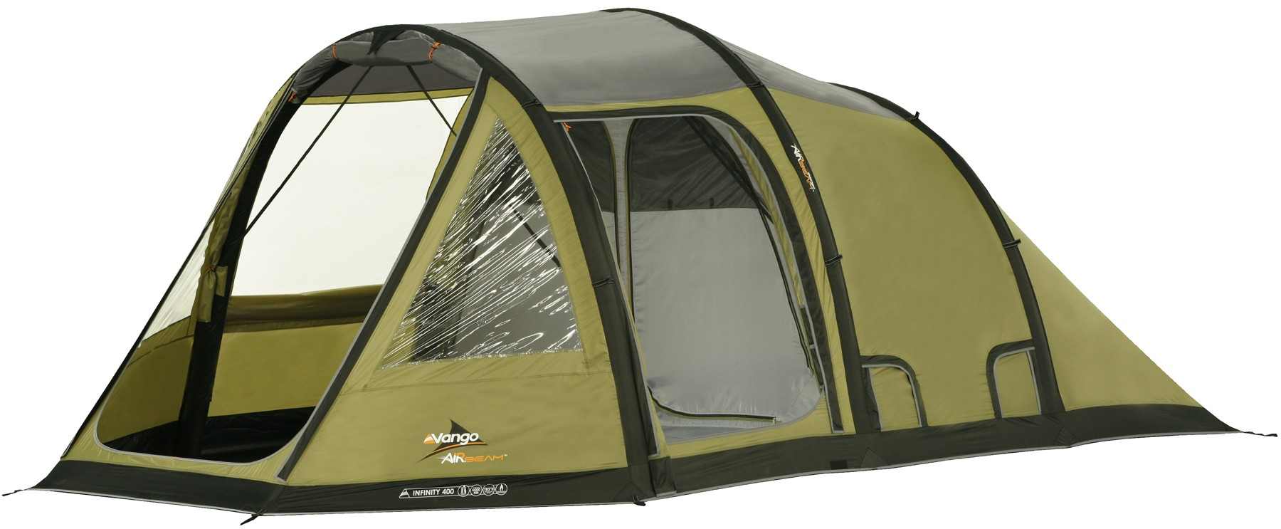 Vango Infinity 400 Airbeam Tunnel Tent Inflatable Tents