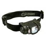 Coleman Multi-colour and High Power LED Headlamp