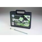 Blue Diamond Hard Ground Luminous Pro Pegs - Box of 20