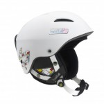Bollé B-Style Adult Ski Helmet - Soft White/Artist
