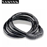Canyon Armoured Combi Lock (L805)