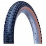 Deli 20x1.75 Gum Comp III Tyre (D201BKG)