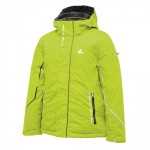 Dare2b Think Out Boy's Ski Jacket - Lime