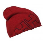 Helly Hansen Outline Unisex Beanie - Red