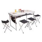 Kampa Espresso Table & Stool Set
