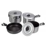 Kampa Feast Non-Stick XL Family Size Cook Set