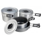 Kampa Munch Non-Stick Family Size Cook Set